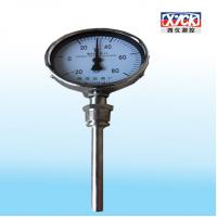 China Bimetal Type Temperature GaugeWSS-411 wholesale