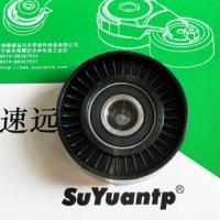China NISSAN KUBISTAR X76 Ribbed Belt Pulley , SK292663 820004055 VKM36023 V Drive Pulley wholesale