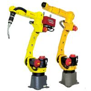China Electric Drive Fanuc Robot Arm 12kg Payload Robotic Welding Arm High Precision wholesale