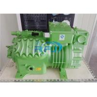 China Dual Capacity Control Bitzer Piston Compressor 5hp 4FES-5Y AC Power CE Approval wholesale
