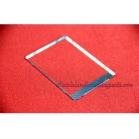 China Aluminum Alloy precision metal stamping Hand Phone Frame with Silver Anodize on sale