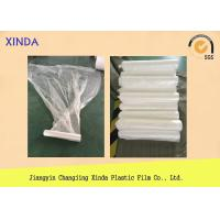 Quality Body wrap plastic sheet polyethylene disposable bag on rolls semi-opaque beauty for sale