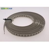 China Construction Perforated Duct Hanger Strap  For Hanging Large Sized Pipes wholesale