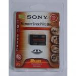 China Sony Memory Stick Pro Duo(1GB/2GB) (GR-PSP-018) wholesale