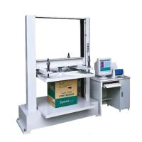 Buy cheap Electronics Corrugated Carton Box Compression Pressure Testing Machine from wholesalers