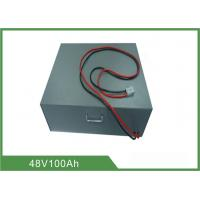 China Topband LiFePO4 RV Camper Battery 48V 100Ah Low Self Discharge wholesale