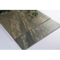 Buy cheap Dark Stone Like Ceramic Glazed Floor Tile For Porject Anti Bacterial from wholesalers