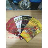 China PremierZen Gold Male Enhancement Pill card blister packaging in stock with 3D effect wholesale