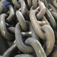 Buy cheap High Strength Welded Stud Link Anchor Chain for Ship and Boat from wholesalers