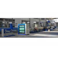 Quality Double screw PS Foam Sheet Extrusion Line , Foam Board Production Line for sale
