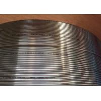 China ASTM A213 TP316L Stainless Steel Tubing 0.5mm~6mm OD With Super Length wholesale