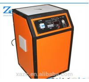 China JXG-15 Portable induction melting furnace for gold smelting on sale