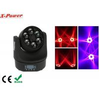 China New Bee Eyes 4*15W RGBW Beam LED Moving Head Stage Light   X-89 wholesale