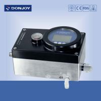 China SS304 / 316 Pneumatic Valve Positioner 0/4-20mA, 0-5/10V Position Feedback Output wholesale
