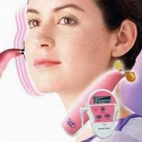 China Six-program Facial Exercise Device with LCD Display, Promotes Blood Circulation wholesale