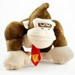 China Donkey Kong Mario Party Plush Doll, Soft and Stuffed wholesale