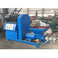 China Sawdust Briquette Charcoal Making Machine WD - 50 150 - 200 kg / h Capacity wholesale