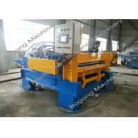 China Automatic Metal Sheet Straightening Machine , Steel Cut To Length Machine on sale