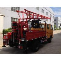 China Hydraulic Chuck Portable Core Drill Rig For Blast Hole , Exploring Gas on sale