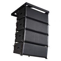 Buy cheap Double 10 Inch Powered Speaker System Line Array With Class D Digital Amplifier from wholesalers
