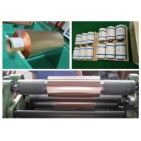 China FPC / FCCL RA Copper Foil Sheet Roll , SGS 99.95% Purity Pure Copper Foil wholesale
