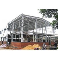 China Customized Prefab Steel Frame Industrial Buildings Easy Erection For Warehouse wholesale