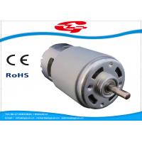 China Brushed High Torque Permanent Magnet DC Motor For Electrical Equipment wholesale