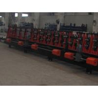 China High Strength Steel Plate C Z Purlin Roll Forming Machine Auto Changeable wholesale