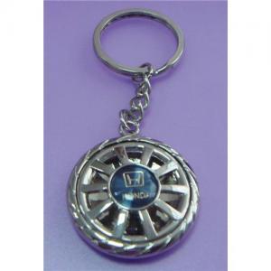 China Fashion key chain/car key chain/keychain like a Tire wholesale