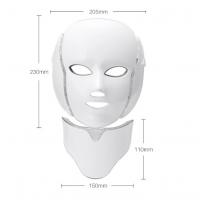 China Red Light Therapy Led Mask PDT Laser Beauty Machine With Neck wholesale
