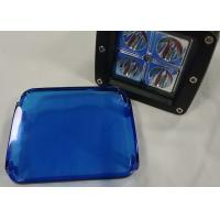 China Blue Cover For Cube Pods Car Lighting Accessories 12V 2 X 2 LED wholesale