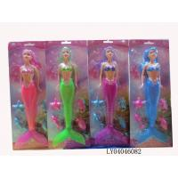 "China 2015 Popular item  11""   Mermaid with light wholesale"