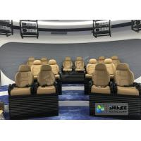 China Virtual Reality Wonder 5D Cinema System Low Energy Consumption For Museum Center wholesale