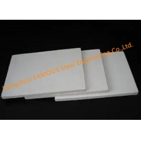 China Grey 4-30mm Waterproofing Cement Board , 2440mm Perforated Fiber Cement Board wholesale