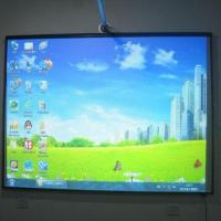 China Infrared Smart Active Multi-touch Interactive Whiteboard for Education wholesale