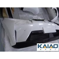 China Car Bumpers Rapid Injection Molding / Bumper Injection Manufacturing wholesale