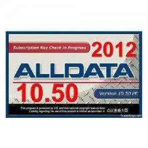 China obd2motor 2012 ALLDATA 10.50 workshop service and repair manual wholesale