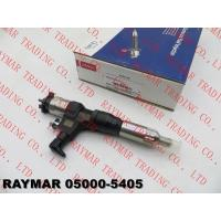 Buy cheap DENSO Common rail fuel injector 095000-5400, 095000-5402, 095000-5405 for TOYOTA S05C, S05D 23670-78051, 23670-78052 from wholesalers