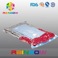 China Nylon PE laminated plastic vacuum storage bag for clothes packaging wholesale