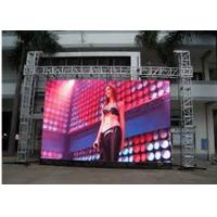 China HD Video Stage Indoor Rental Led Display Panel 1/4 Scaning Driving Mode wholesale