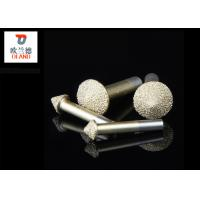 China High Strength Marble Engraving Tools , CNC Stone Engraving Tools For Making 3D Relief wholesale