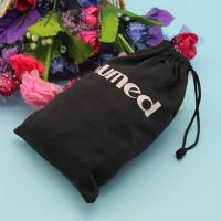 China Screen Printing Microfiber Glasses Pouch on sale