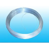 China Low Carbon Galvanized Steel Tube 6.35mm X 0.5 mm For Evaporators wholesale