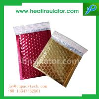 China Colorful Heat Insulation Cold pack foil bubble fresh keeping mailing bag wholesale