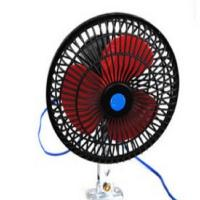 """China 6"""" Oscillating Vehicle Cooling Fans , Electric Fans For Cars With Screw Mounting wholesale"""