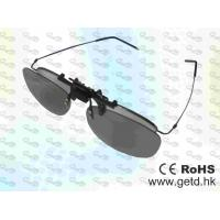 China REALD Anti-scratch Circular polarized 3D film glasses wholesale