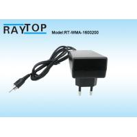 China 100-240VAC Input EU Plug 16V 2A Wall-mount Power Adapter  RCA Jack for Santral wholesale
