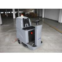 China Hotel / Office Building D7 Driving Type Ride On Floor Scrubber Dryer With Warning Light wholesale