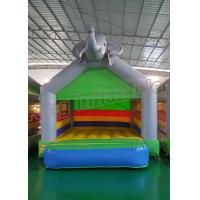 China Portable Outdoor Games Inflatable Giant Bouncy Castles For Kids And Adults wholesale