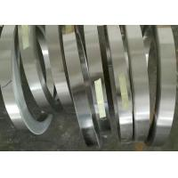 China ISO9001 Cold Rolled Steel Strip 20mm - 750mm Width 3 - 5 Tons Weight wholesale